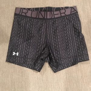 Under armour women's work out shorts